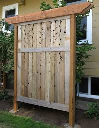 Recycled Cedar Art Fence Privacy Panels Fence Design Privacy Fence Designs Privacy Fence Panels