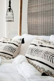 bedding inspired by african motifs