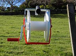 Turf Mate Fence Reel Cross Country