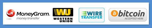 """Résultat de recherche d'images pour """"payment bitcoin western union money gram bak transfer"""""""