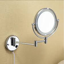 chrome wall mounted 8 inch brass