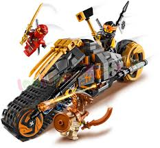 LEGO NINJAGO Coles crossmotor - 70672 - LEGO NINJAGO - LEGO ...