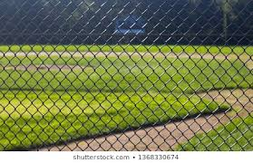 Baseball Fence Images Stock Photos Vectors Shutterstock