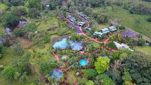hotel blue river hot springs liberia