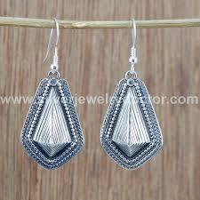 plain silver whole jewelry 925