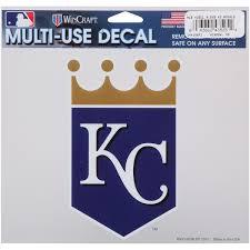 Kansas City Royals Car Decals Decal Sets Royals Car Decal Lids Com