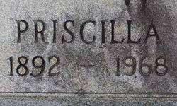 Priscilla White (1892-1968) - Find A Grave Memorial