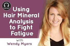 168 Using Hair Mineral Analysis to Fight Fatigue with Wendy Myers | Live to  110