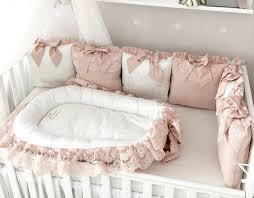 baby girl bedding crib set cot bedding