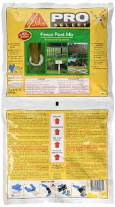 Amazon Com Sika 61109087 33oz Post Backfill Garden Outdoor Fence Post Post Fence