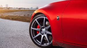 color rims that will make your red car