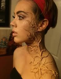 how to do zombie makeup using liquid