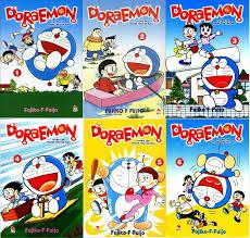 Sách - Bộ truyện tranh Đoremon màu - gồm 6 quyển