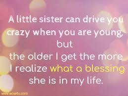 little sister quotes and big sister inspirational words of wisdom