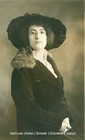 Gertrude Catherine Keller Schmitz (1895-1969) - Find A Grave Memorial
