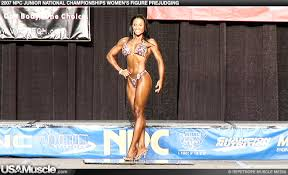 USAMuscle.com - 2007 NPC Junior National Figure Championships Prejudging