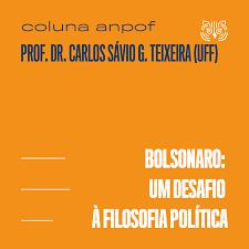 COLUNA ANPOF - Bolsonaro: um Desafio à... - Anpof - associação ...
