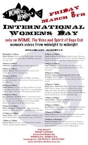 International Women's Day on WOMR   The Truth About Food
