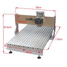 diy aluminum cnc router frame kit for