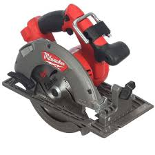 Milwaukee Tool M18 Fuel 18v Lithium Ion Brushless Cordless 7 1 4 Inch Circular Saw Toolon The Home Depot Canada