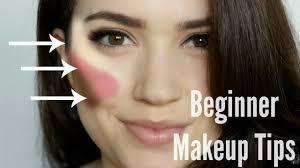 beginner makeup tips tricks