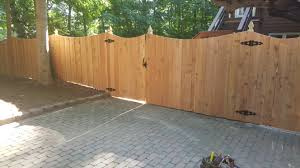 Custom Wood Fences Westfield Indianapolis In Draper Fencing Company Llc