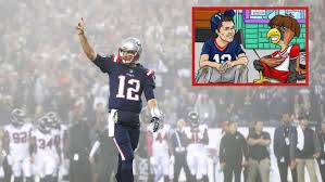 brady clowns the falcons with yet