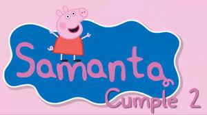 Video De Invitacion O Cumpleanos De Peppa Pig Para Whatsapp