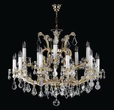 chandelier maria theresa l410cl
