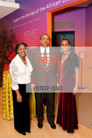 Priscilla Stewart-Jones with Eric Jones and Barbara Williams