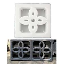 30 30cm antique tiles plastic mold diy