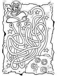 Stinkdier Kleurplaat