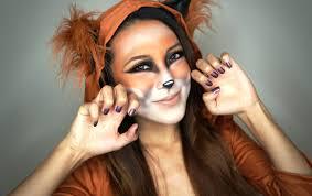 20 fox makeup ideas for women