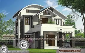 2 y modern house designs and floor
