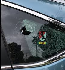 Vandals Bust Windows Of Vet S Car On South Shore Vietnam Decals Targeted Silive Com