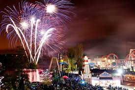 firework displays and bonfire nights in