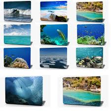 Coral Reef Fish Vinyl Laptop Computer Skin Sticker Decal Wrap Macbook Roe Graphics And Apparel