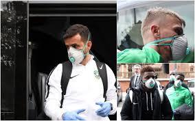 Coronavirus, il Ludogorets a Milano in vista dell'Inter: giocatori ...