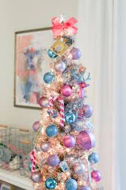 little s colorful christmas tree