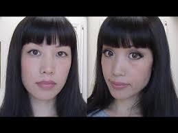 big eyes asian makeup tricks you