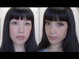 big eyes asian makeup tricks you