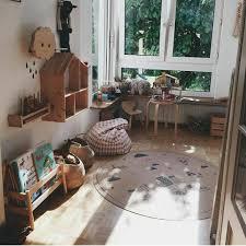 Round Natural Area Rug Eco Kids Accessories Unisex Nursery Etsy Kid Room Decor Childrens Room Decor Room Decor