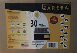 Zareba Eac 100 Mz Fencer 100 Mile Sac Low Impedance Fence Charger Safe Effective Business Industrial Fencing Alberdi Com Mx