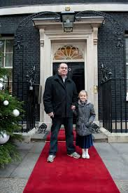 Terminally ill Carshalton girl Ava Brooks visits Downing Street for  Christmas party | Your Local Guardian