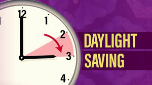 Daylight Saving Time is coming, along ...