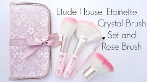 review etude house etoinette brush set