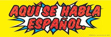 Image result for se habla espanol sign