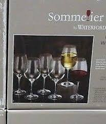 waterford crystal wine glass