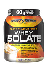 super advanced whey isolate your body