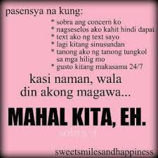 i love you quotes tagalog